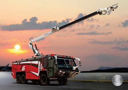 Airport Fire Fighting and Rescue Vehicles | Z-Class